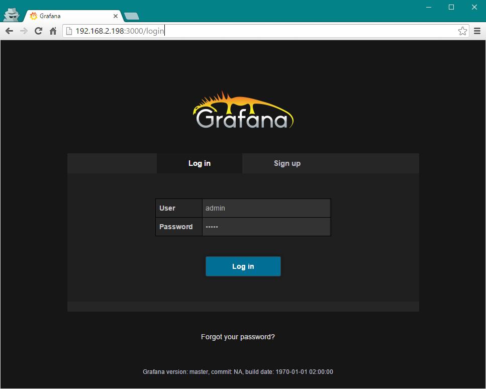 Grafana and influxdb quickstart on ubuntu andremiller grafanainfluxdbubuntugrafana3 reheart Images